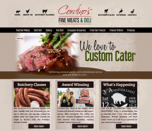 Cordino's Website